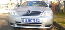TOYOTA COROLLA GLE 160i IN EXCELLENT CONDITION