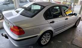2002 Bmw 320d in very good condition.Reliable and very light on fuel.