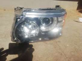 LandRover Discovery 4 headlight LHS