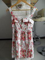 Letnia sukienka w kwiaty 36