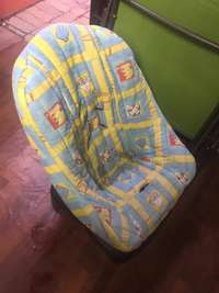 Image of baby car chair