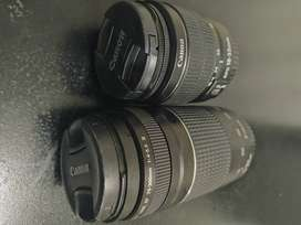 Selling my lenses, had an upgrade