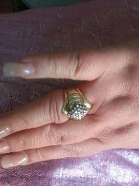 Gold Wedding ring for Lady 18ct.