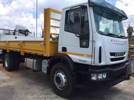 Iveco Euro Cargo 8 tonner excl.VAT