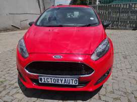 2017 Ford 1.4 Festal Hatchback ( FWD ) cars for sale in South Africa