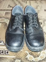 Туфли рабочие кожаные мужские