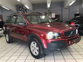 2008 Volvo XC90 D5 AWD SUV Manual! Diesel. BARGAIN!