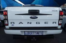 2012 Ford Ranger 2.2 Hi-Rider XLS Double Cab Manual Transmission 82,00