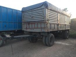Продам прицеп 2004 гв зерновоз нефаз