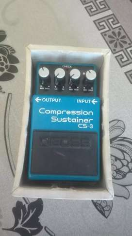 Boss Compression Sustainer