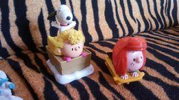 Zabawki z mc Donald