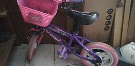 Small 2nd hand bicycle for sale