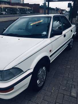 Immaculate Toyota Corolla Gls Executive R49999