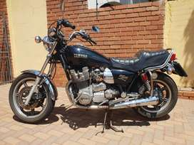 1981 YAMAHA XS1100SH - SHAFT