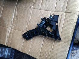 Ślizg zderzaka lewy tył Volvo XC-60 XC60 lift 2014 mocowanie zderzaka
