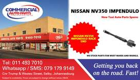 Rack End For Nissan Nv350 Impendulo For Sale.