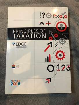 Principles of Taxation Edge textbook