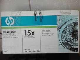 HP LASERJET 15X PRINT CARTRIDGES