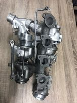 Турбокомпрессор(турбина) Mercedes Sprinter II 215/315/415/515 CDI