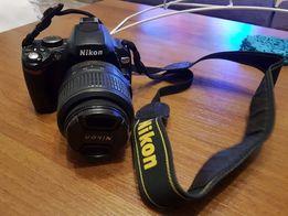 Lustrzanka Nikon D60