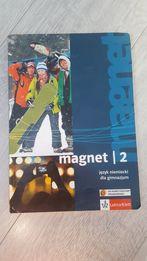 Magnet 2 język niemiecki dla gimnazjum