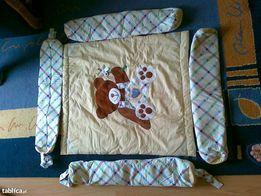 mata/kocyk/leżaczek dla dziecka