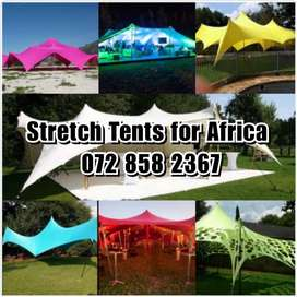 Stretch Tents For Africa