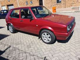 Vw golf (new spec)