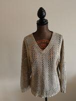 Sweter brązowy Gina Benotti