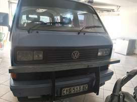 Caravelle in driving condition