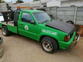 Ford Courier and Mazda Magnum Breakdowns for sale