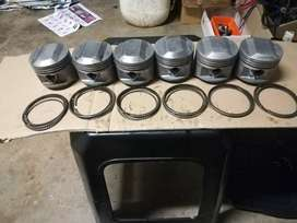 CBX 1000 Std pistons and rings x 6