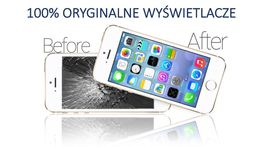 100% Oryginalny Wyświetlacz Wymiana Apple iPhone 5S 6 6S 7 Plus Szybki