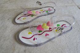 urocze sandałki dla dziewczynki rozmiar 31