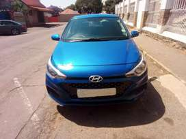 Hyundai i20,model2018,engine1.2lt,mileage43000km