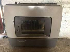 Becker Anthracite oven