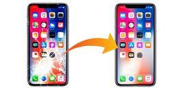 Замена стекла-IPhone