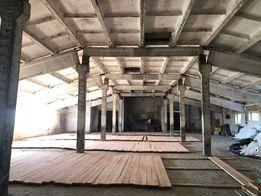 Продам 1-этажные склады/производство 1 610 м2