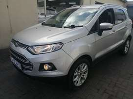 2016 Ford Ecosport TDCI in great condition