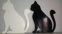 Kot dekoracja prezent