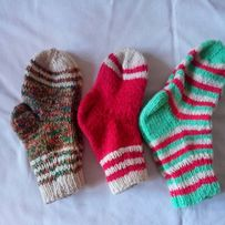 Носочки вязание для детей