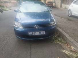 2016 VW POLO VIVO WITH AN ENGINE CAPACITY OF 1,6
