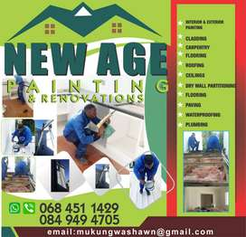 NEW AGE PAINTING & RENOVATIONS