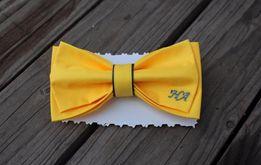 бабочка-галстук с инициалами