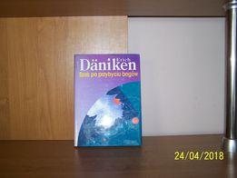 Książka -Erich Daniken-Szok po przybyciu bogów.