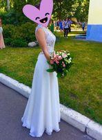 Свадебное/ выпускное платье
