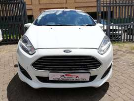 2015 Ford Fiesta Ecoboost 1.4