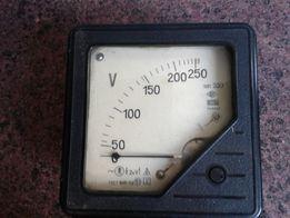 Вольтметр Э30. СССР 1960 г.