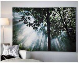 картина постер 200*140 IKEA (ИКЕА)