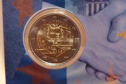 "2 Euro 2015 Andora ""25e anniversaire de la signature de l'accord douan"